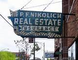 Old Real Estate Signs pictures