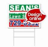 photos of Design Yard Signs Online