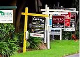 Real Estate Yard Signs Post