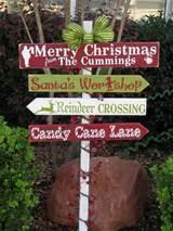 Yard Signs Christmas