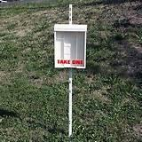 Real Estate Signs Locks images