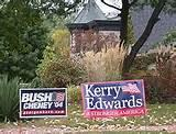 Free Yard Signs Bush