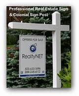 Real Estate Sign Owner images