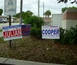 Campaign Signs On Church Property pictures
