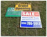 pictures of Yard Signs Image