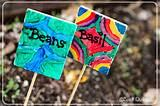 Garden Signs For Plants images