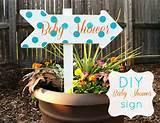 Yard Sign Crafts
