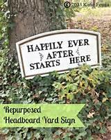Yard Sign Crafts pictures
