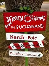 photos of Yard Sign For Christmas