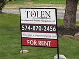 pictures of Real Estate Signs Examples