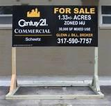 Real Estate Signs Examples images