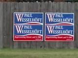 Political Campaign Signs Oklahoma pictures