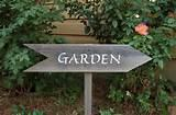 Garden Signs Youtube photos