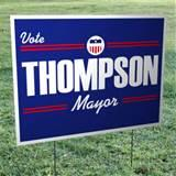 Union Made Yard Signs images