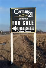 Real Estate Sign Examples images