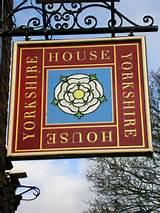 House Signs Yorkshire