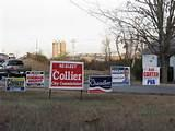 photos of Campaign Signs Kentucky