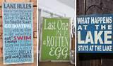 images of Simple House Signs
