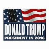 pictures of Yard Signs President