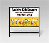 Yard Signs Daycare images